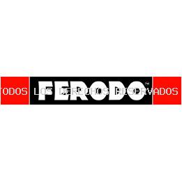 Contacto de aviso, desgaste de los frenos FERODO: FWI367