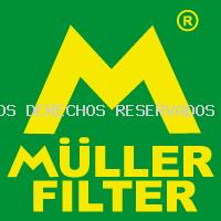 Juego de filtro MULLER FILTER: KIT18899
