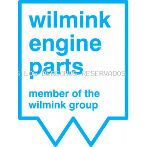 Filtro de aceite WILMINK GROUP: WG1018464