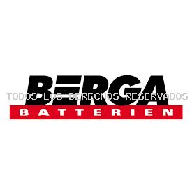 Batería de arranque  Batería de arranque BERGA: 0660170367900