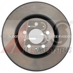 Disco de freno A.B.S.: 17837OE