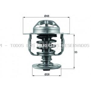 Termostato, refrigerante BEHR: TX11082D