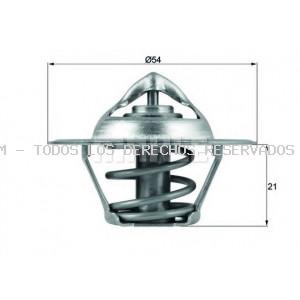 Termostato, refrigerante BEHR: TX11283D
