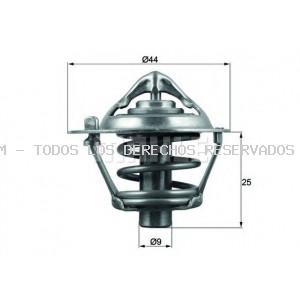 Termostato, refrigerante BEHR: TX11382D