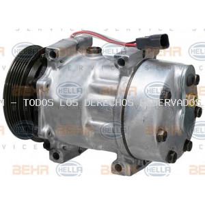 Compresor, aire acondicionado BEHR HELLA SERVICE: 8FK351135161