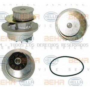 Bomba de agua BEHR HELLA SERVICE: 8MP376804301