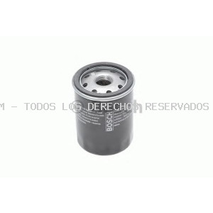 Filtro de aceite BOSCH: 0986452060
