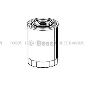Filtro de aceite BOSCH: 0451103124