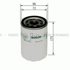 Filtro de aceite BOSCH: F026407081