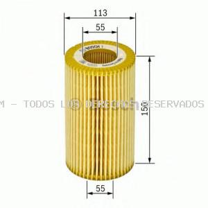 Filtro de aceite BOSCH: F026407046