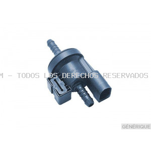 Válvula de ventilación, depósito de combustible BOSCH: 0280142317