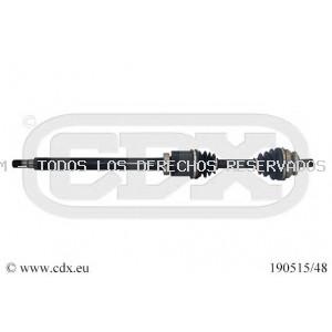 Arbol de transmision CDX: 19051548