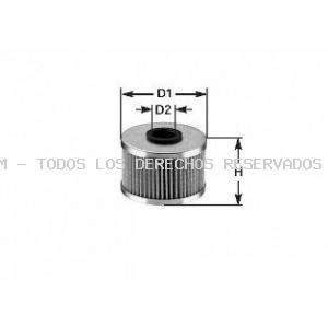Filtro de aceite CLEAN FILTERS: ML046A