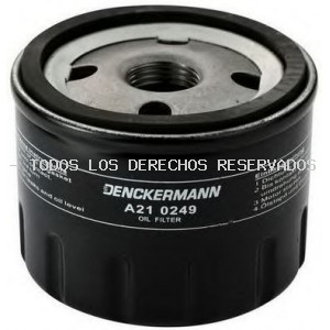 Filtro de aceite DENCKERMANN: A210249