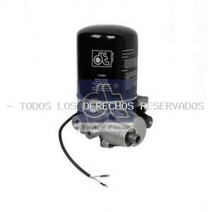 Secador de aire, sistema de aire comprimido DT: 716017