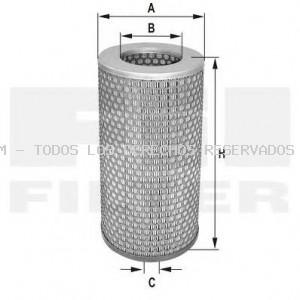 Filtro de aire FIL FILTER: HP4559