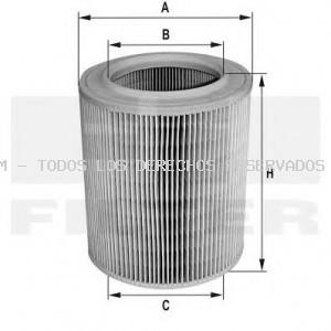 Filtro de aire FIL FILTER: HPU661