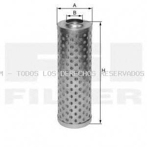 Filtro de aceite FIL FILTER: ML1255