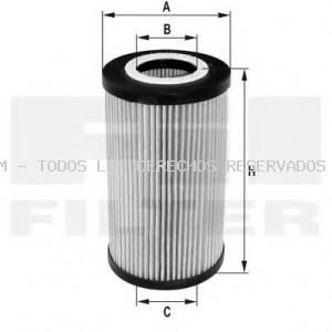 Filtro de aceite FIL FILTER: MLE1478