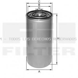 Filtro de aceite FIL FILTER: ZP26A