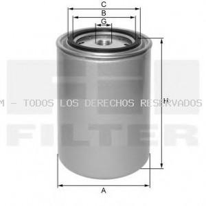 Filtro del refrigerante FIL FILTER: ZP545AS