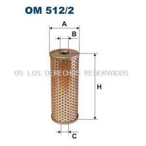 Filtro de aceite FILTRON: OM5122