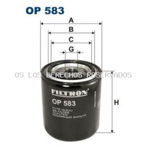 Filtro de aceite FILTRON: OP583