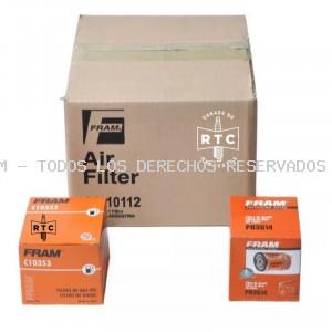 Filtro combustible FRAM: C10353