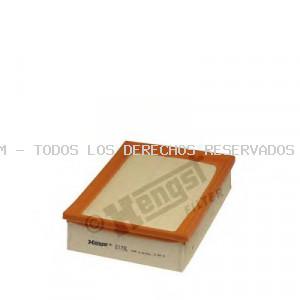Filtro de aire HENGST FILTER: E173L