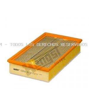 Filtro de aire HENGST FILTER: E242L01