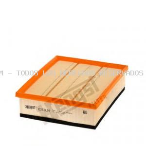 Filtro de aire HENGST FILTER: E243L01