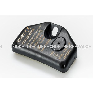 Sensor de ruedas, control presión neumáticos| Sensor de ruedas, control presión neumáticos HUF: 73900021