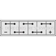 Bateria de arranque IPSA: TM73