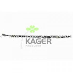 Cable de accionamiento, freno de estacionamiento KAGER: 191117