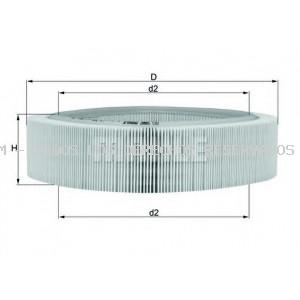 Filtro de aire MAHLE ORIGINAL: LX346