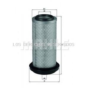 Filtro de aire MAHLE ORIGINAL: LX53