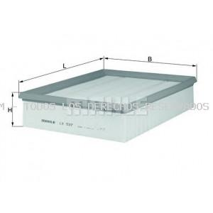 Filtro de aire MAHLE ORIGINAL: LX537