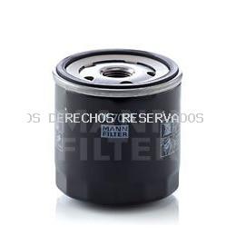 Filtro de aceite MANN-FILTER: W7035