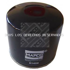 Filtro de aceite MAPCO: <b style='background-color:#00ad79; padding:3px; color:#fff'>61458</b>