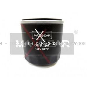 Filtro de aceite MAXGEAR: 260044