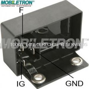 Regulador del alternador MOBILETRON: VRB191