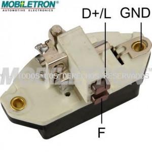 Regulador del alternador MOBILETRON: VRB194