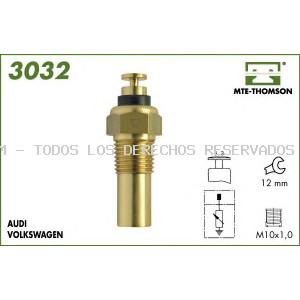 Sensor, temperatura del refrigerante THOMSON: 3032