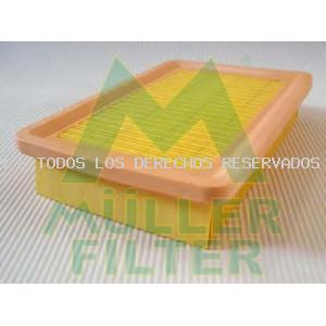 Filtro de aire MULLER FILTER: PA3476