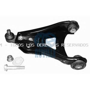 Barra oscilante, suspensión de ruedas RUVILLE: 935524