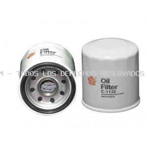 Filtro de aceite SAKURA Automotive: C1132