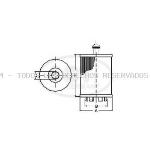 Filtro de aceite SCT Germany: SH4070L