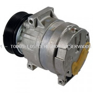 Compresor, aire acondicionado SIDAT: 14087