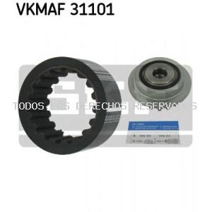 Juego de tubuladura flexible de acoplamiento SKF: VKMAF31101