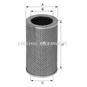 Filtro de aceite SOFIMA: S6490PO